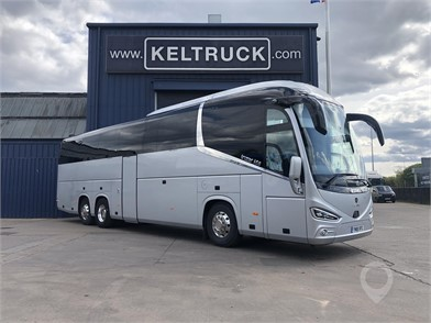 2018 IRIZAR I6S at TruckLocator.ie