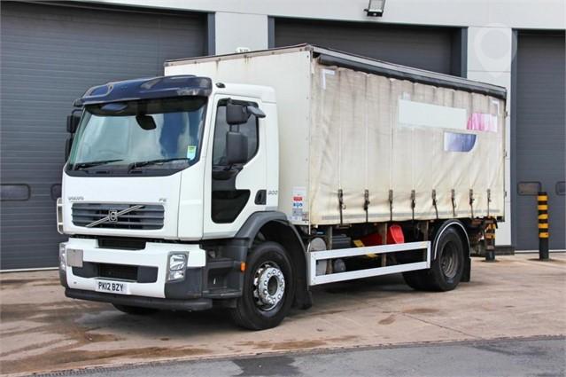2012 VOLVO FE300 at TruckLocator.ie
