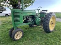 1951 John Deere G Tractor