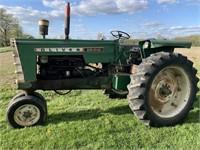 1963 Oliver 1600 Diesel