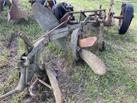 2 bottom John Deere plow