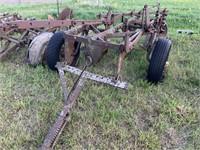 3-bottom John Deere Plow