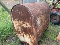 250 gallon fuel barrell