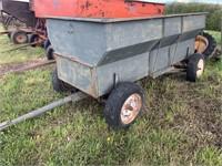 Flare Side Wagon
