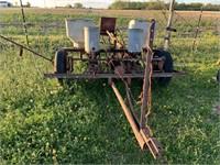 International 2-row Corn Planter