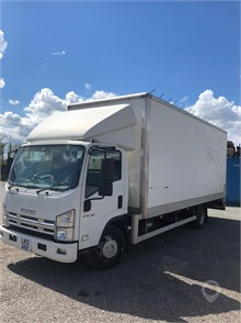 2012 ISUZU N75.190 at TruckLocator.ie