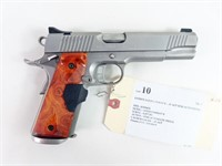 Firearm Auction for Clerk & Master Chancery Court
