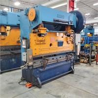 Online Public Auction: Fabrication, Machining, and Robotics