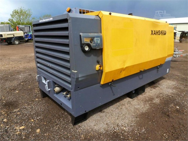 2014 ATLAS COPCO XAHS237 at www.used-compressors.co.uk