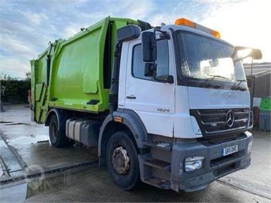 2011 MERCEDES-BENZ ATEGO 1518 at TruckLocator.ie