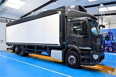 2014 MERCEDES-BENZ ANTOS 2532 at TruckLocator.ie