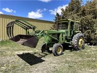Ron & Neoma Clark Farm Equipment Auction Live & Online