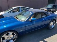 1997 Jaguar XK8 Convertible