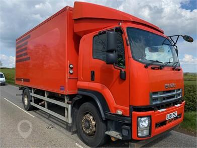 2010 ISUZU F180.260 at TruckLocator.ie