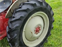 Ford Jubilee 1953 Tractor