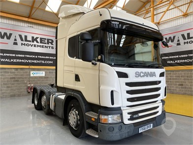 2011 SCANIA G420 at TruckLocator.ie
