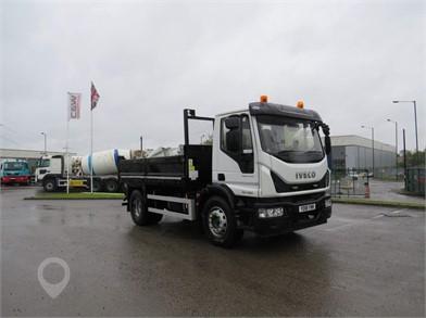 2018 IVECO EUROCARGO 180-250 at TruckLocator.ie