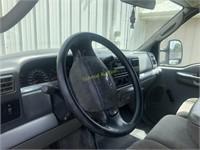 2003 Ford F350 XL Super Duty quad cab pickup