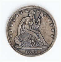 June 8th Online Only Coin Auction