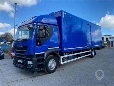 2013 IVECO STRALIS 310 at TruckLocator.ie
