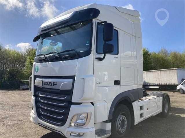 2017 DAF XF480 at TruckLocator.ie
