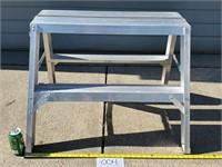 """$139 Warner EZ-Stride 24"""" Step-Up Bench (No Ship)"""