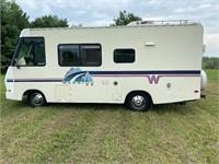 1993 Class A Winnebago Warrior Motorhome 31k Miles