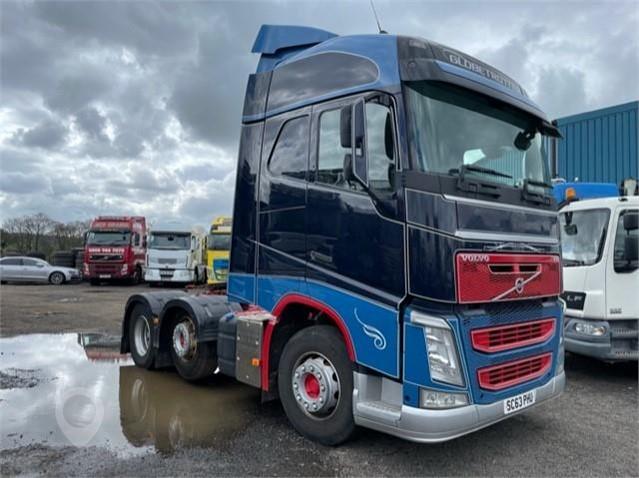 2013 VOLVO FH12 at TruckLocator.ie