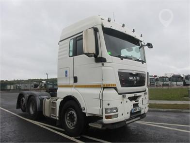 2014 MAN TGX 26.480 at TruckLocator.ie