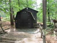 Rustic Country Home on 7+/- Acres - Caddo Valley