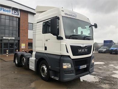 2016 MAN TGX 26.440 at TruckLocator.ie