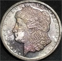 Mon, May 31st 600 Lot Collector Coin & Bullion Online Only
