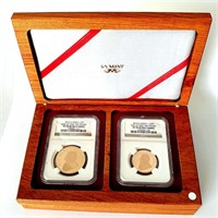 Low Mintage NGC and PCGS Certified Coins & More