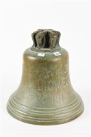 HMS DIOMEDE 1919 SHIPS BELL