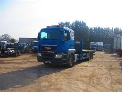 2010 MAN TGS 26.400 at TruckLocator.ie