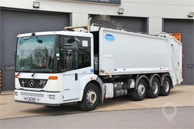 2013 MERCEDES-BENZ ECONIC 3233 at TruckLocator.ie