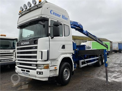 2003 SCANIA R124.420 at TruckLocator.ie