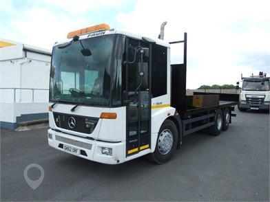 2012 MERCEDES-BENZ ECONIC 2629 at TruckLocator.ie