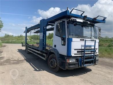 2003 IVECO EUROCARGO 180E28 at TruckLocator.ie