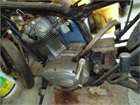 Ducati Italian Motorcycle (Parts only) &