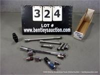 1449 Sherrer Motorcycle, Tools Online Auction June 14, 2021