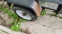 """Carry-On Trailer - 64"""" x 100"""""""