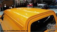 1976 Holden HJ XX7 Sandman Panelvan
