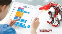 Robot Mythical Series Firebot Kit, App-Enabled