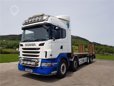 2010 SCANIA G400 at TruckLocator.ie