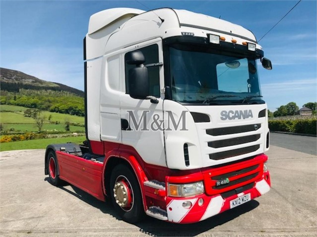 2012 SCANIA R480 at TruckLocator.ie