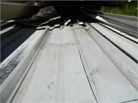 """Sheet metal panels - used 133"""" - 194"""""""