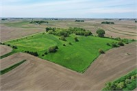 WINTER PROPERTIES - 23M/L ACRES OF PLYMOUTH CO. IA LAND