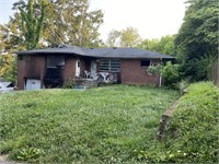 Knoxville, TN Investment Property - Online Only