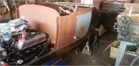 1936 Ford Tudor V8  Rebuild (In-Process)